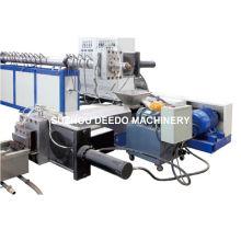 Granulador plástico do plástico da máquina plástica do cortador de grão