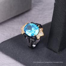 Presente para as meninas novo design doce anel de jóias mulheres bonitos acessórios