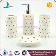Dolomite Ceramic Bath Accessories exportadores