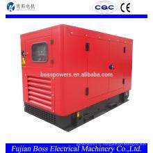 CE approuvé 25kw Quanchai Diesel silencieux générateur