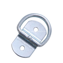 Oberflächenmontage Bodenwanne Fitting D Ring