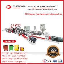 High Components PC Plastic Sheet Extrusion Machine (YX-23P)