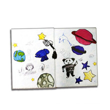 Offset Printing Softcover Custom Children Book for Learning