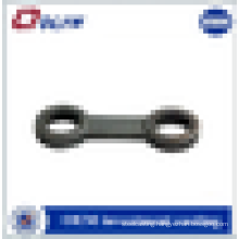 ISO certified OEM steel precision casting auto connecting rod parts