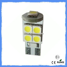 Высокие люмены 9-SMD 5050 привели автомобильной лампы автомобиля