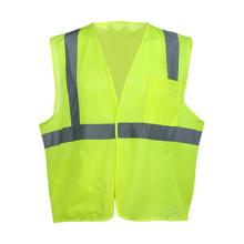Polyester Mesh High Visibility Reflective Safety Vest