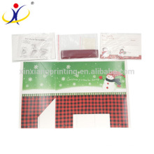 Customized colors!Wholesale Christmas Gift Box Series Custom Logo Paper Boxes