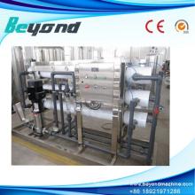 Tratamiento de agua potable con sistema RO