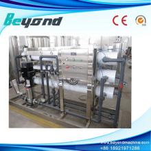 Traitement de l'eau potable avec système de RO