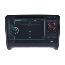 Special Car DVD GPS for Audi Tt Navigation with Bluetooth/Radio/RDS/TV/USB/iPod/HD