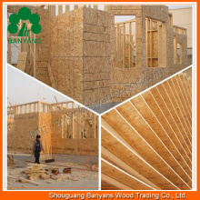 OSB-3 Using for House and Wood Furniture