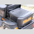 Triciclo eléctrico recreativo de 3 ruedas para pasajeros