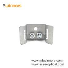 Stainless Steel Fiber Optic Accessories Hoop Fastening Retractor