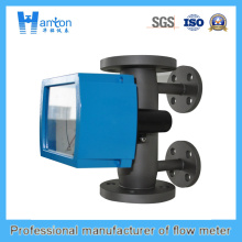 Vertikale Installation 316L Metallrohr Rotameter für Dn50-Dn100 a