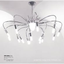 Chrome Decorative LED Pendant Lamp