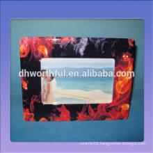 Creative ceramic photo frame