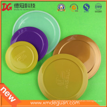 300#/307#/401#/502# Metal Tin Can Plastic Cover