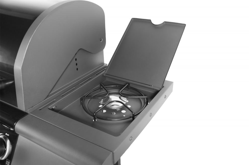 Performance Gas Grill side burner