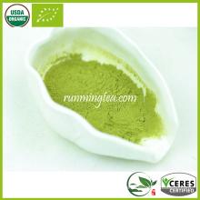 Polvo de Té Verde de Aromas de Jazmín Orgánico