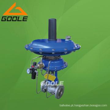 Válvula reguladora de pressão automática operada por piloto Zzhp