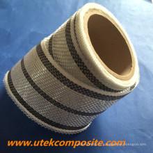 Ruban hybride en fibre de carbone de 200 G / M2 épaisseur 0,27 mm