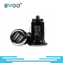 Factory Direct Selling Promotional Mini Dual USB Car Charger