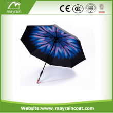 Custom Fold Umbrellas Print Fashion Three Umbrella