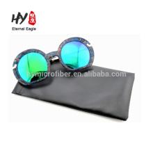 Материал PU очки кожаный мешок с низкой ценой