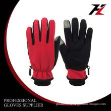 Перчатка с красной ладонью, подходящая для спортивных перчаток