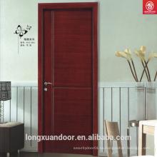 Puerta de madera china interna de la melamina respetuosa del medio ambiente