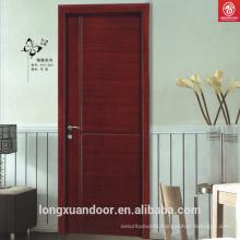 Eco-friendly melamine internal chinese wooden door