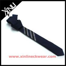 Nuevo panel de moda Slim Silk Ties