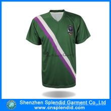Shenzhen Garment Últimos Designs Novo Modelo American Football Jersey