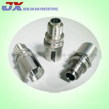Fábrica de Metal processamento CNC Usinagem de peças/torno girando peças/Rapid protótipos