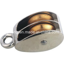 Double Wheel Pulley & Znic Alloy Pulley