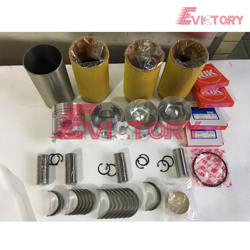 4TN100 engine rebuild kit