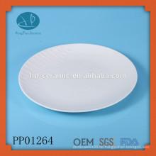 Keramikplatte für Großhandel, Servierteller, Pizzaplatte, Keramikpizza Platte, Pizza Servierteller