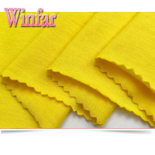 Tissus en jersey simple 100% polyester et élasthanne