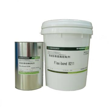 Pegamento de poliuretano para el panel compuesto de aluminio y la unión de la estructura del emparedado (Flexibond 8211)