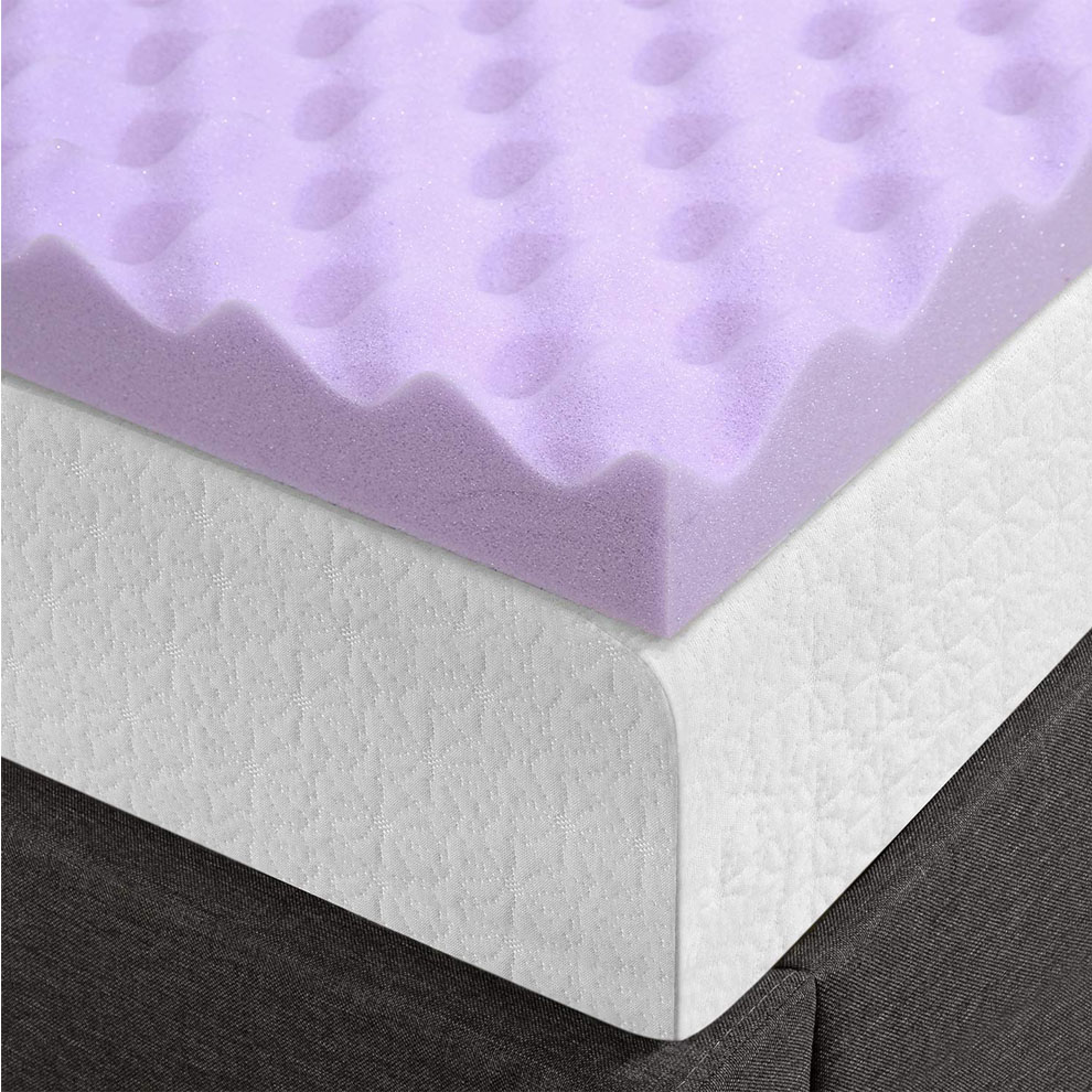 Memory Foam Mattress Topper 2 Inch Or 3 Inch