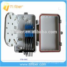 fiber optical distribution box with 4port SC Connectors , fiber splitter distribution box