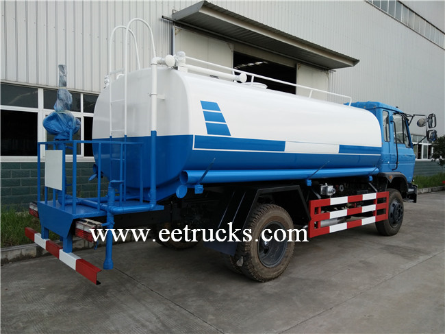 8 CBM Water Tank Trucks