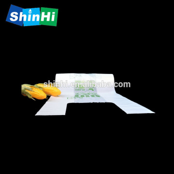material corn Starch resin-T-shirt type packaging