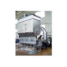 Secadora de lecho de líquidos de ebullición horizontal serie Xf