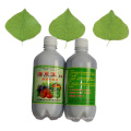 Microbial foliar organic fertilizer for health food