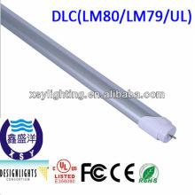 120cm t8 llevó el tubo ligero 20w, UL / CE / ROHS aprueba la luz del tubo, 3 años de garantía