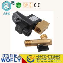 Válvula solenóide pneumática OPT-B G1 / 2 de baixa pressão barata