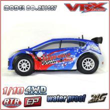 VRx гонки 1/10 масштаба 4WD Высокая скорость нитро питание модель автомобиля RC