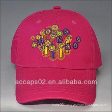 Coloring low crown baseball cap