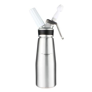 High Quality Aluminium Customized Dessert Tools Whipping Cream Dispenser 500ml